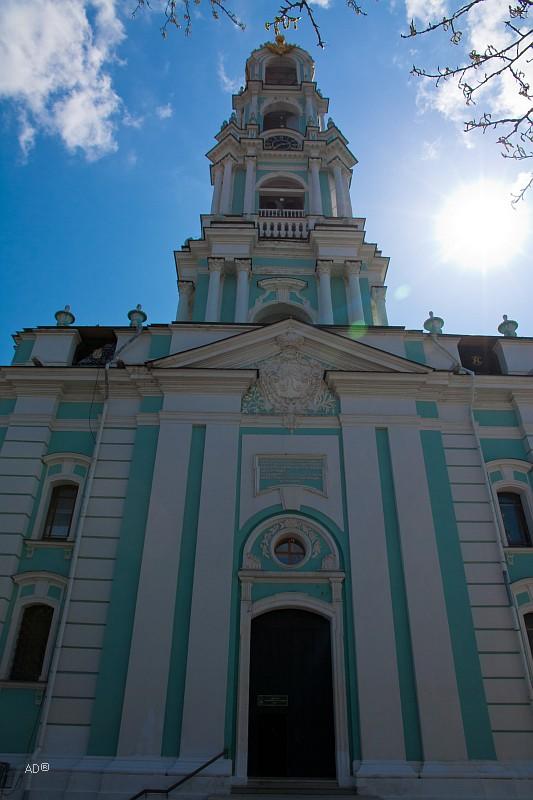 Свято-Троицкая Сергиева Лавра - Общие планы