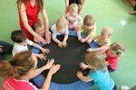 Развивающие игры на уроках гимнастики