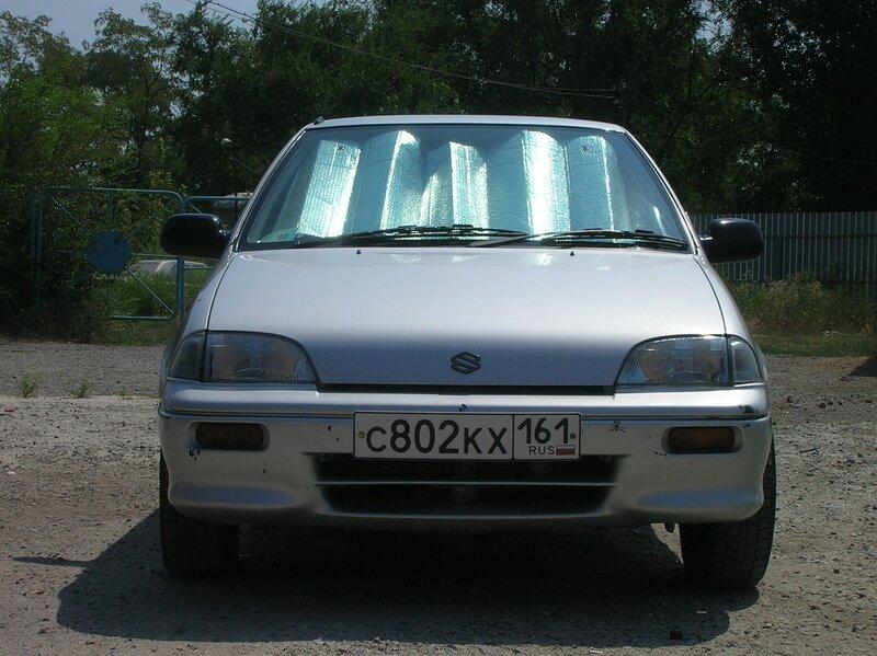 Suzuki Cultus 1999 from Russia with Love