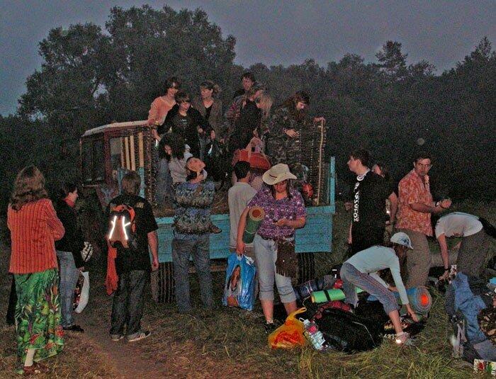 пустые холмы 2011