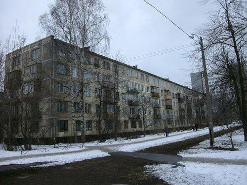 Новоизмайловский пр. 20к4