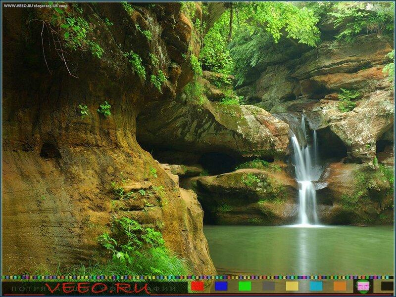 Красивые водопады 3