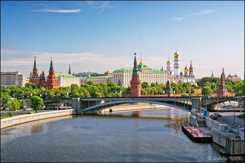 Классический Кремль
