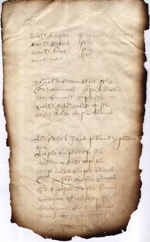 <a href='http://img-fotki.yandex.ru/get/4515/kostroma-archive.9/0_5943c_f7c20c62_orig.jpg'>1721 г. Список братии в приходно-расходной книге Богородицко-Игрицкого монастыря.</a>