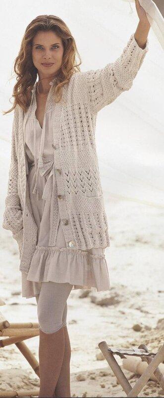 镂空开衫美衣汇 - 柳芯飘雪 - 柳芯飘雪的博客