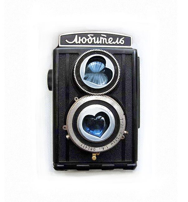 логотип для фотолюбителя