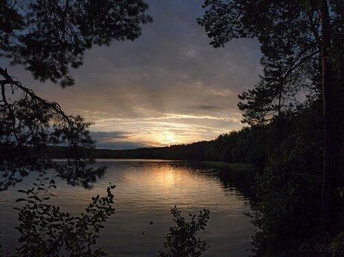 Волшебное озеро