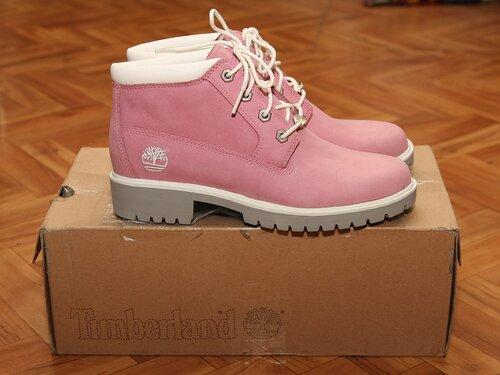 timberland nellie pink