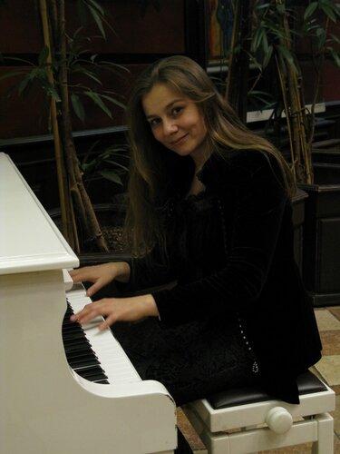 белый рояль - 1