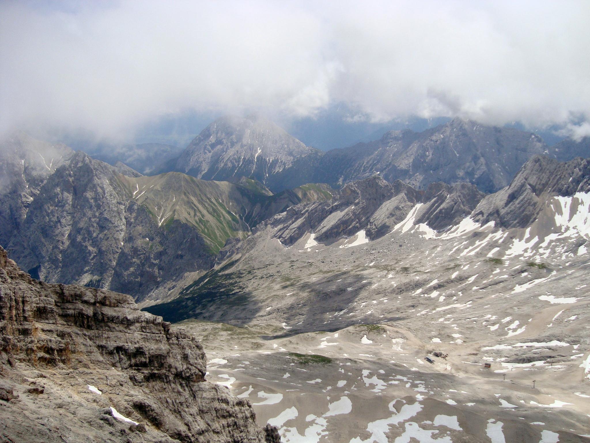 2600 метров в Альпах