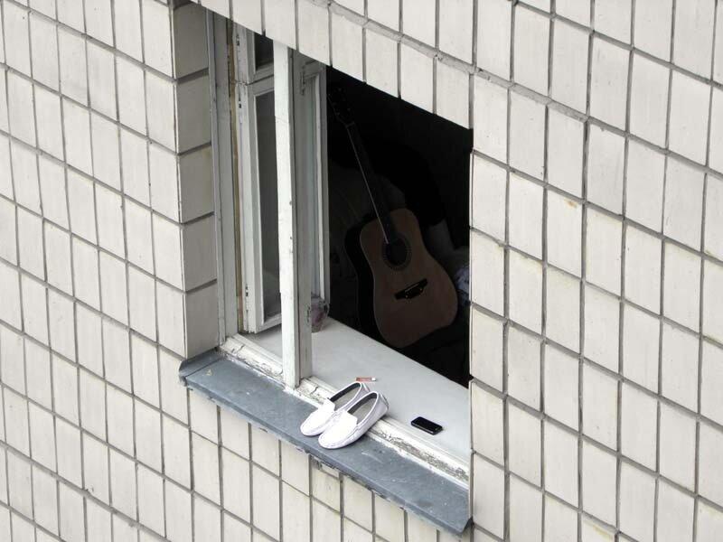 Видео из соседских окон хорошем