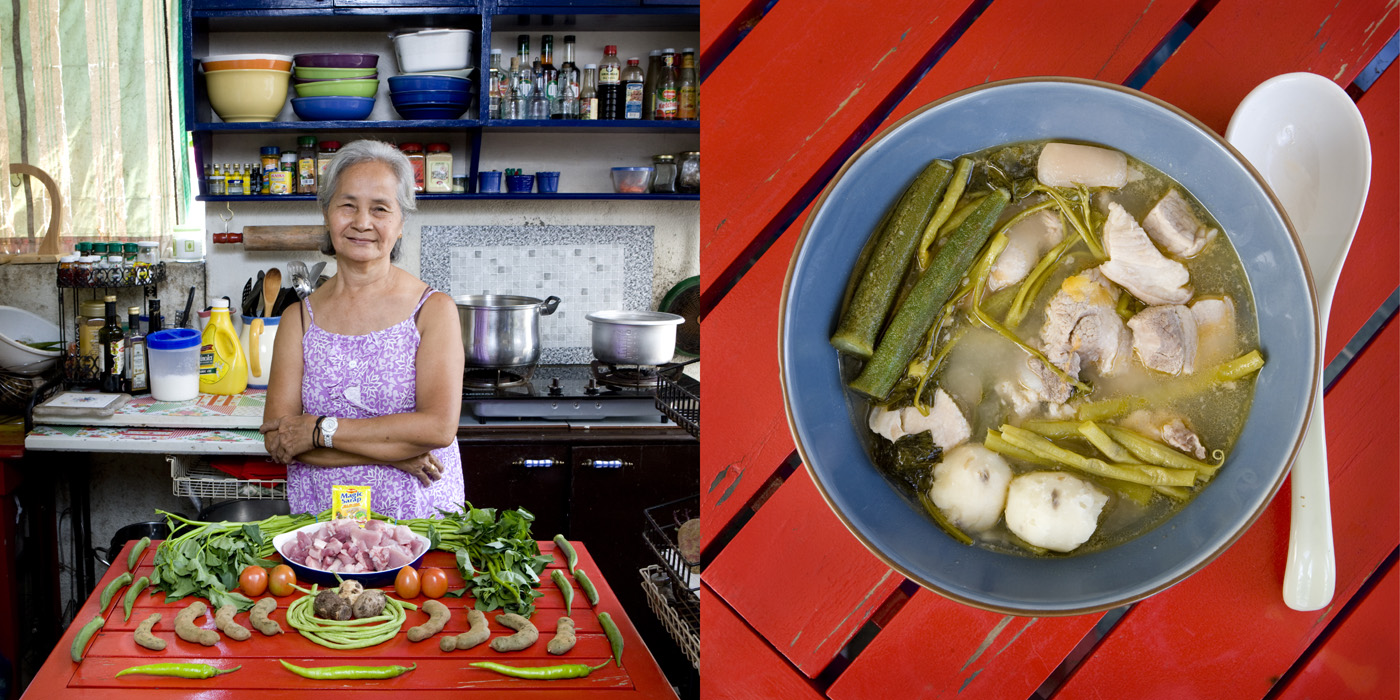 Коронные блюда иностранных бабушек