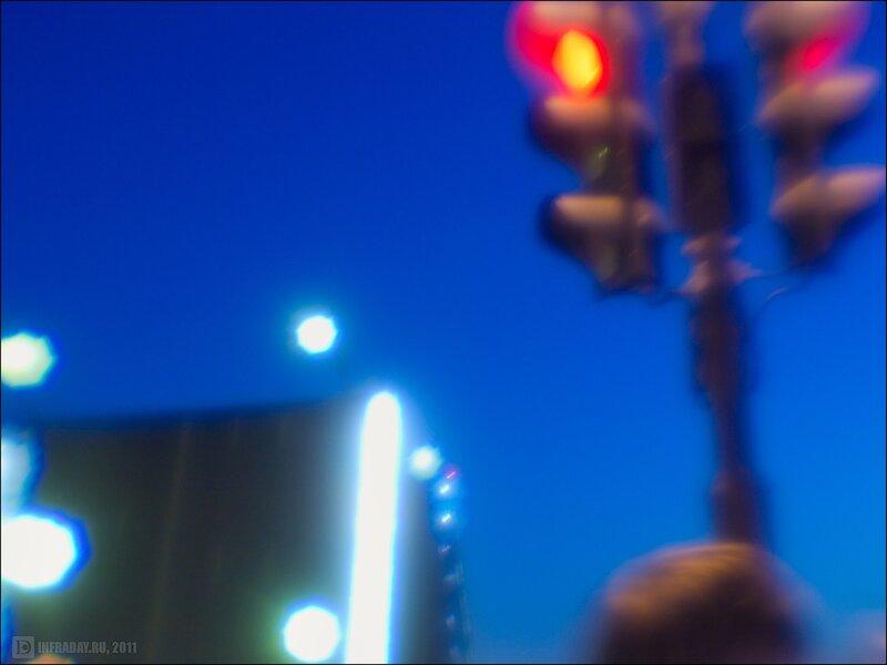 Моноклевые сны о Ленинграде. Сон первый
