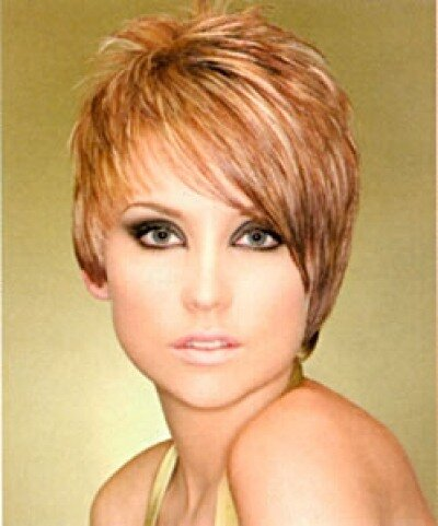 Короткие прически волос в Чертаново, стрижка и уклада коротких волос