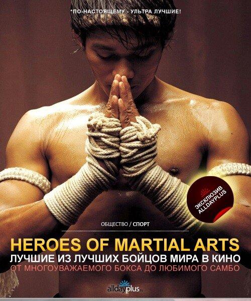Герои боевых искусств - на экране. Профессиональные бойцы различных видов единоборств на кинопоприще. Фото / лучшие видео.
