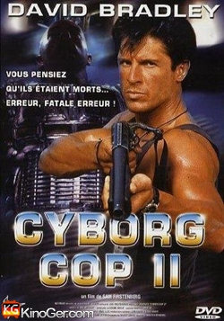 Cyborg Cop 2 (1994)