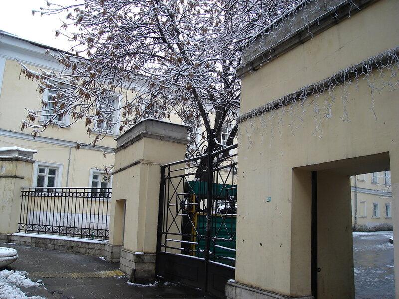 Дом построенный купцом Е.Ф.Киппеном, 1817-1819 гг.