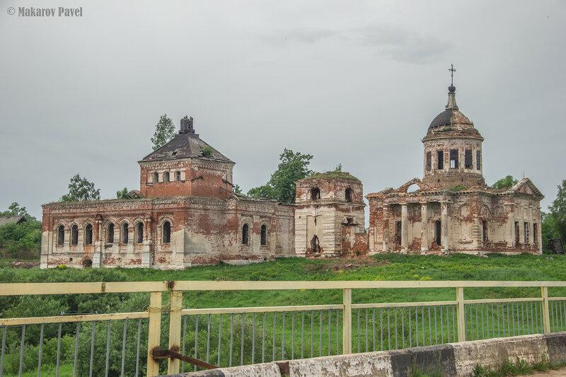 Храмовый комплекс в Куганово