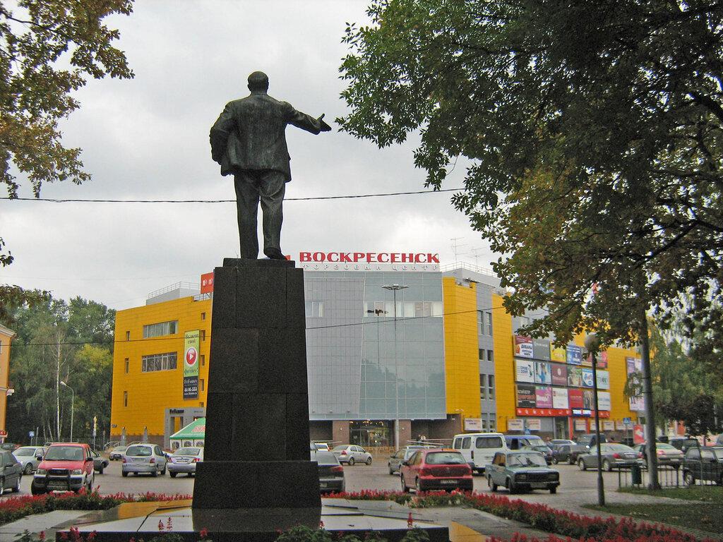 город Воскресенск, город Егорьевск, города России, Подмосковье
