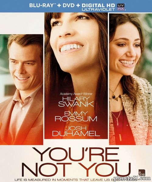 Ты не ты / You're Not You (2014/BDRip/HDRip)