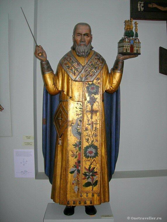 Пермская государственная художественная галерея. Никола Можайский (XIX век)