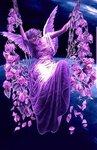 """Оригинал - Схема вышивки  """"фея цветов """" - Схемы вышивки - olsik - Авторы - Портал  """"Вышивка крестом """" ."""