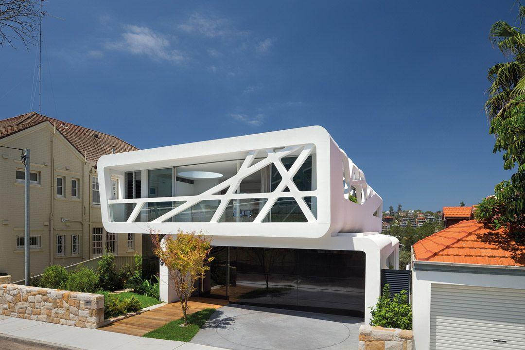 Невероятный дом в Австралии