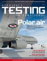 Книга Aerospace Testing International 2010-06