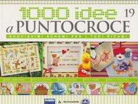 Журнал 1000 Idee a Punto Croce №19 2011 jpg 61Мб