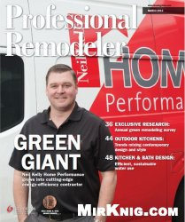 Журнал Professional Remodeler - March 2013