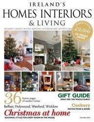 Журнал Ireland's Homes Interiors & Living - December 2014