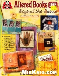 #5211 Altered Books 102: Beyond the Basics