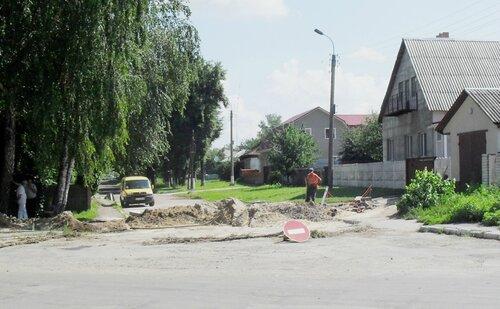 Міська влада похвалилася реконструкцією водогону