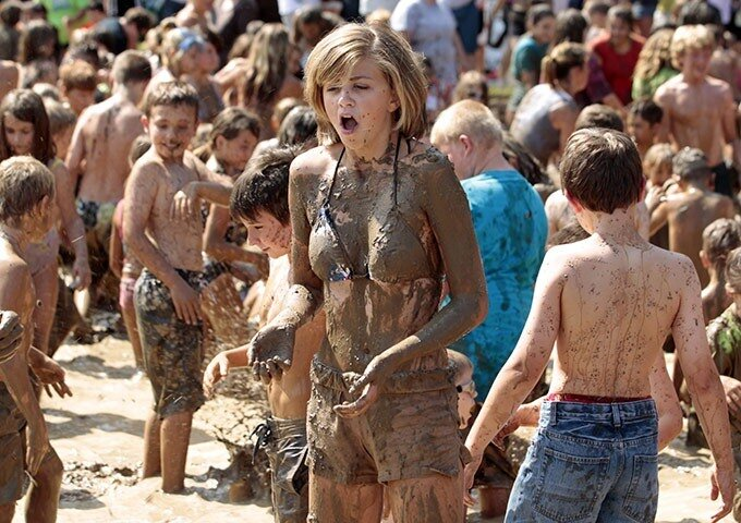 день грязи