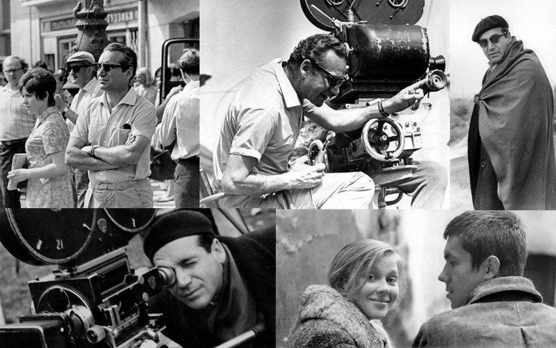 Не знаю, как у кого, но мой первый режиссер–грек. Манос Захариас. Коммунист и политический эмигрант.