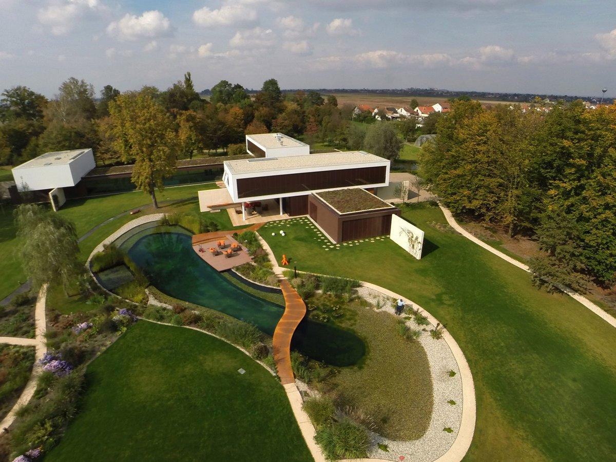 Oliver Grigic, роскошная вилла в Хорватии, огромный особняк обзор, обзоры роскошных вилл, ландшафтный дизайн в частном доме