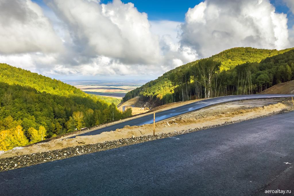 Дорога к Белокурихе-2