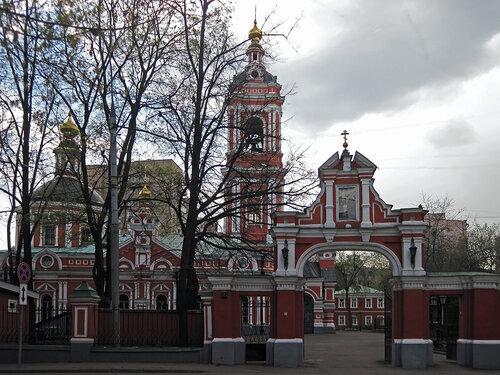 Храм Пимена Великого, что в Новых Воротниках (Москва).