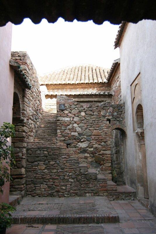 Малага, Алькасаба