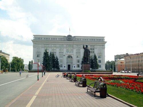 г. Кемерово. Администрация Кемеровской области