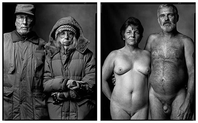"""«Created equal» (""""Сотворенные равными"""") by Mark Laita.Жители севера / Нудисты"""