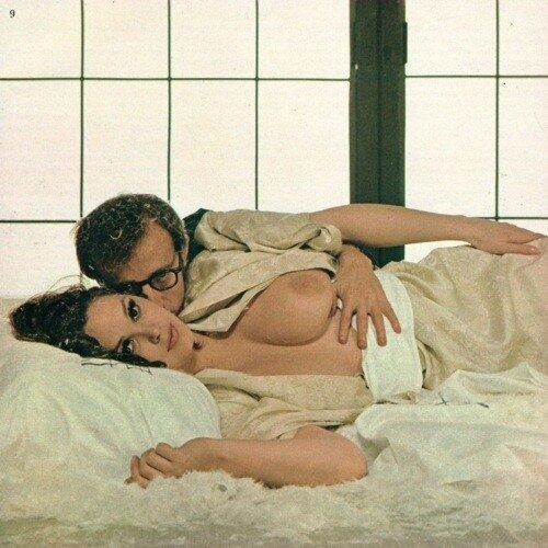 Woody AllenPlayboy 1969