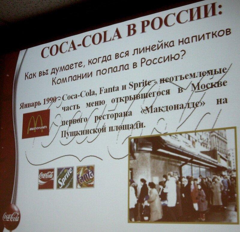 Завод Coca-Cola