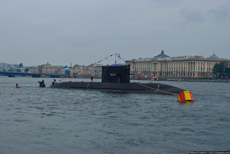 Автор: Петкун Евгений, блог Евгения Владимировича, фото, фотография: День Военно - морского флота