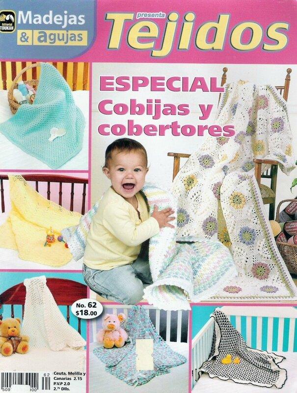 Madejas & Agujas presenta Tejidos - №62
