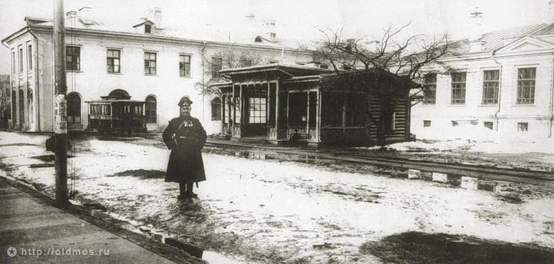 Петровская сельскохозяйственная академия (Тимирязевская улица) .