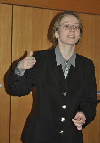 Конференция в РГГУ. Март 2011.