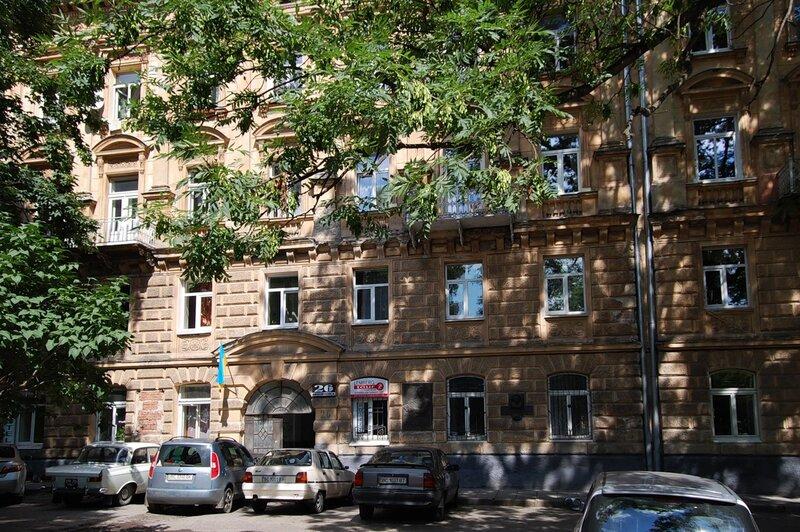 Дом № 26 по ул. Винниченко