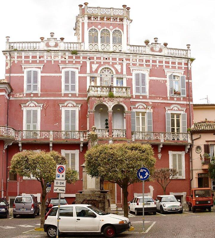 Дом на Via Agorai