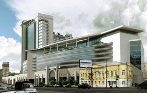 31b1ae66c Lotte Plaza - торговый центр класса Luxury & Premium на пересечении  Садового кольца и Нового Арбата (1,4 км от Кремля), часть мультикомплекса  Lotte Plaza ...